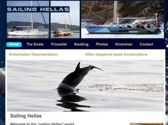 Sailing Hellas